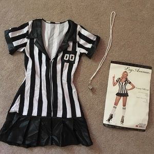 Other - 🎃 Sexy Referee Halloween Costume 👻